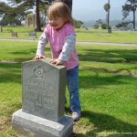 Wordless Wednesday: Baby Samuel's Grave