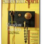 DAR's American Spirit Magazine Opens Up About Wallpaper