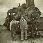 A Noble Life: On the Railroad