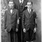 Wordless Wednesday: The Confirmation Boys