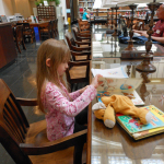 Wordless Wednesday: Future Genealogist?