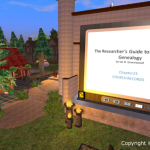 Genealogists in Second Life Book Club to Meet Tonight