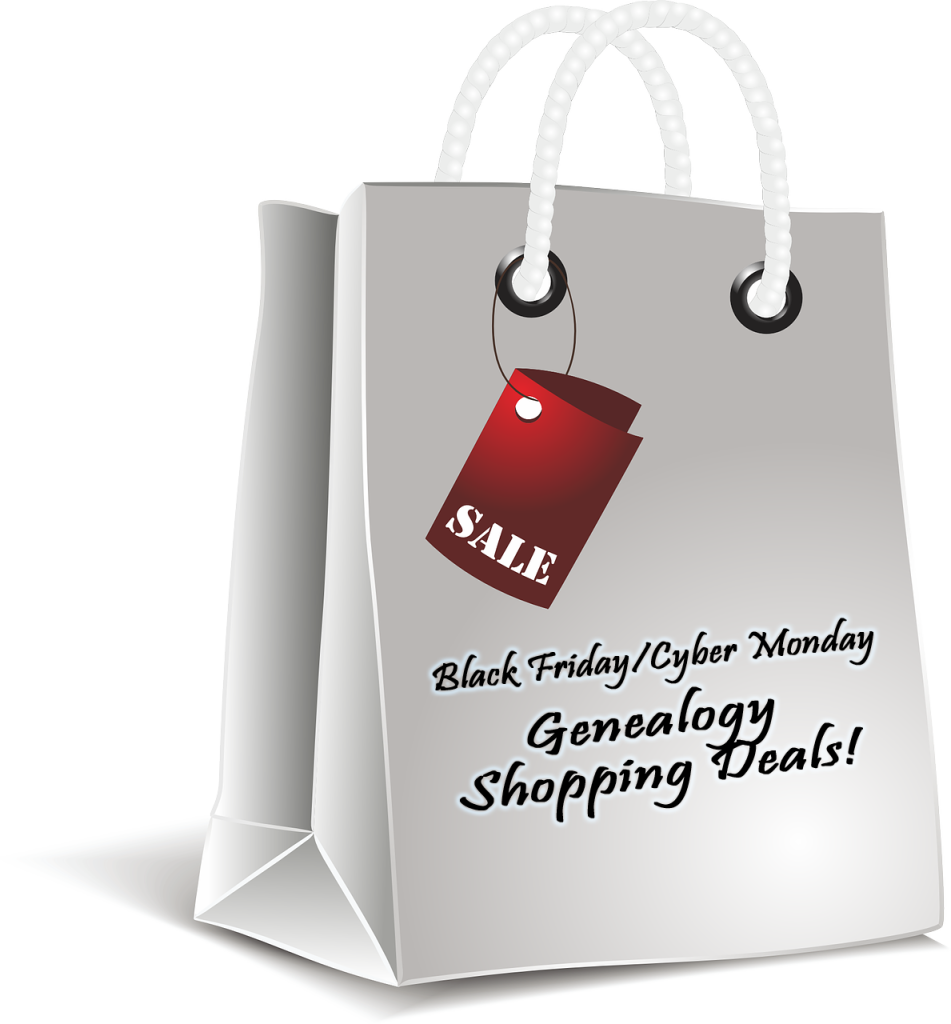 Black Friday Genealogy Deals 2015