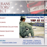 Updates from the Veterans History Project (VHP): VHP Across the Airwaves