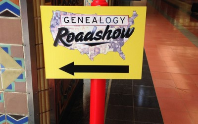 Behind the Scenes at the Genealogy Roadshow