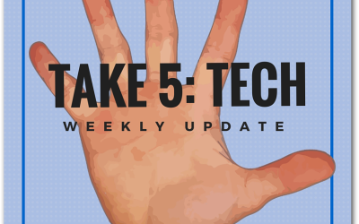 Take 5 Tech: 3 Feb 2016