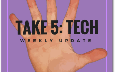 Take 5: Tech – 5 May 2016