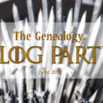 Time for the June 2016 Genealogy Blog Party!