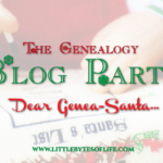 Make a Wish (List) at the Genealogy Blog Party!